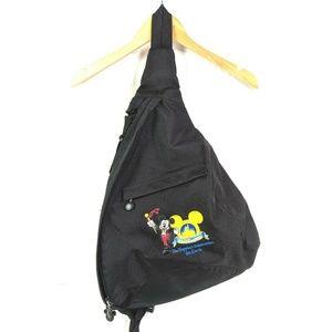 Walt Disney World Sling Backpack Crossbody Mickey